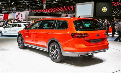 2016 Passat Wagon Usa by 2017 Volkswagen Passat Usa Alltrack Tdi Reviews
