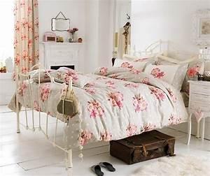 Chambre Shabby Chic : 8 id es de d coration shabby chic moderne et romantique ~ Preciouscoupons.com Idées de Décoration