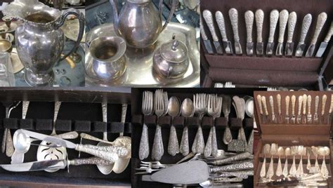 sterling silver flatware jewelry gold buying sell selling paid highest prices coloradogoldandsilver