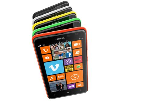 new render of tomorrow s nokia lumia 625 shows rainbow of colors curved glass aivanet