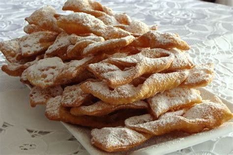Faworki (angel Wings) #polish #recipe