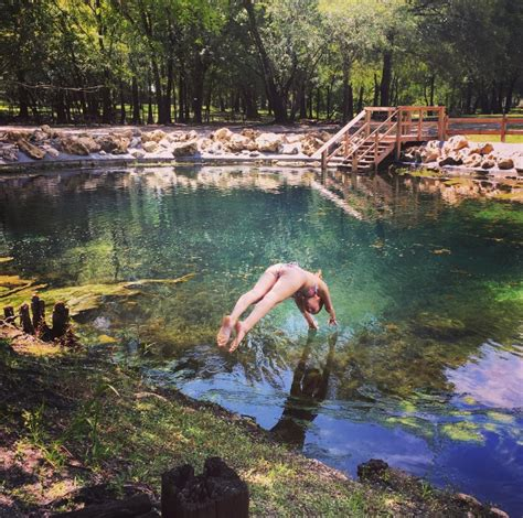 springs camping florida swimming central holes camp primitive orlando hiking outdoor activities flowing tent fishing river spring cabins areas fall