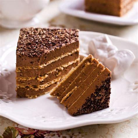 cuisine amiens recette gâteau monté aux biscuits thé de lu et au chocolat