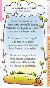 Más de 25 ideas increíbles sobre Poemas Infantiles en Pinterest Poemas de preescolar, Poemas