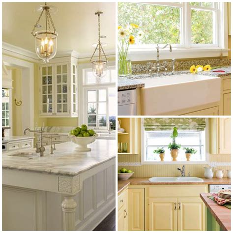 butter yellow kitchen cabinets stay mellow four shades of yellow kitchens 5005