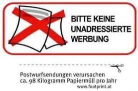 Bitte Keine Werbung Einwerfen Aufkleber Kostenlos : bitte keine werbung alpenverein ~ Frokenaadalensverden.com Haus und Dekorationen