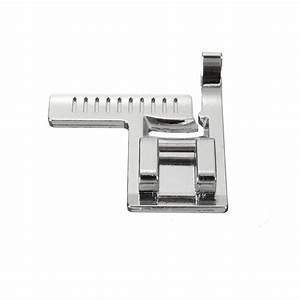 Stitch Guide Presser Foot For Domestic Electric Multi