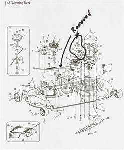 28 Cub Cadet Ltx 1042 Parts Diagram