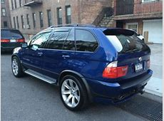 Purchase used 2006 BMW X5 48is Sport, Lemans Blue, Nav