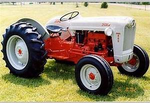 Ford Tractor 501
