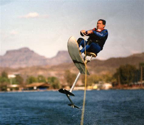 air chair hydrofoil water ski a water skier s adventures in water skiing