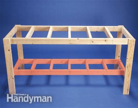 build  workbench super simple  bench