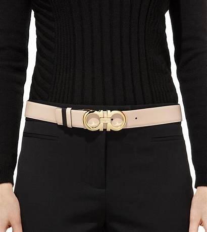 Belt Ferragamo Belts Reversible Gancini Adjustable Womens