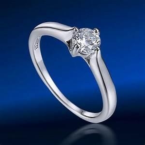 rhinestone shop silver plated simple wedding ring cheap With simple cheap wedding rings