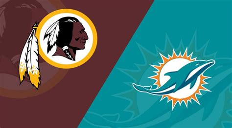 washington redskins  miami dolphins matchup preview