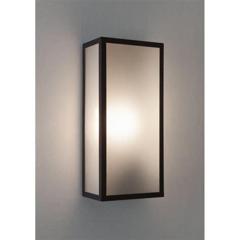 astro lighting messina single light outdoor wall fitting
