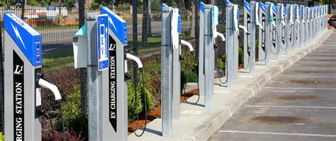 Portland Boasts The Most Us Airport Ev Charging Stations