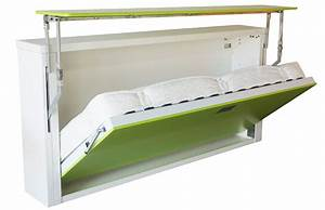 Fold Up Wall Bed: A Larger Room Maker HomesFeed