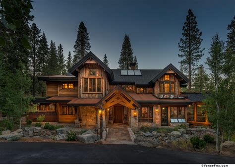 sustainable mountain home homebuilding