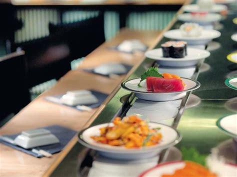 restaurant japonais tapis roulant tr 232 s bonne qualit 233 de restaurant japonais quot 224 tapis roulant quot avis de voyageurs sur matsuri