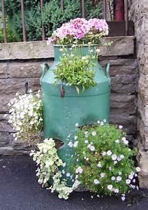 Gros Pot De Fleur : 40 pots de fleurs qui vont allumer votre imagination ~ Melissatoandfro.com Idées de Décoration