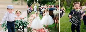 6 ideas para que los pajes de tu boda muy originales