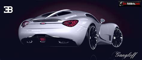 bugatti concept gangloff bugatti gangloff latest concept for bugatti in 2013