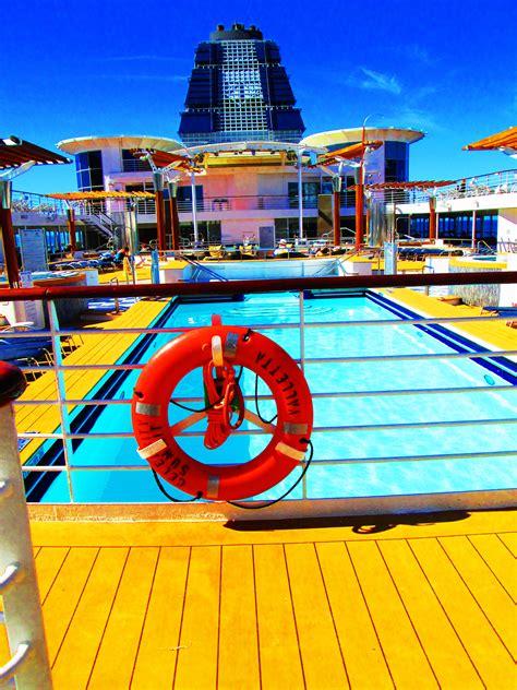 Deck 11 Of Celebrity Summit Cruise Ship  Love's Photo Album