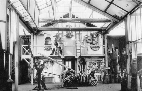 george melies theatre georges melies studio google search conservatories