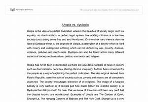 Political Science Essay Topics My Perfect Utopia Essay  Didactic Essay Example Should Condoms Be Available In High School Essay also Topics For A Proposal Essay My Utopia Essay Help With Writing My Descriptive Essay My Perfect  Essay On High School