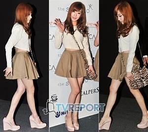 #tiffany #snsd | SNSD Tiffany Looks | Pinterest | Sleeve ...