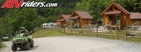hatfield mccoy trails cabins 2013 kawasaki brute 750 eps special edition utility