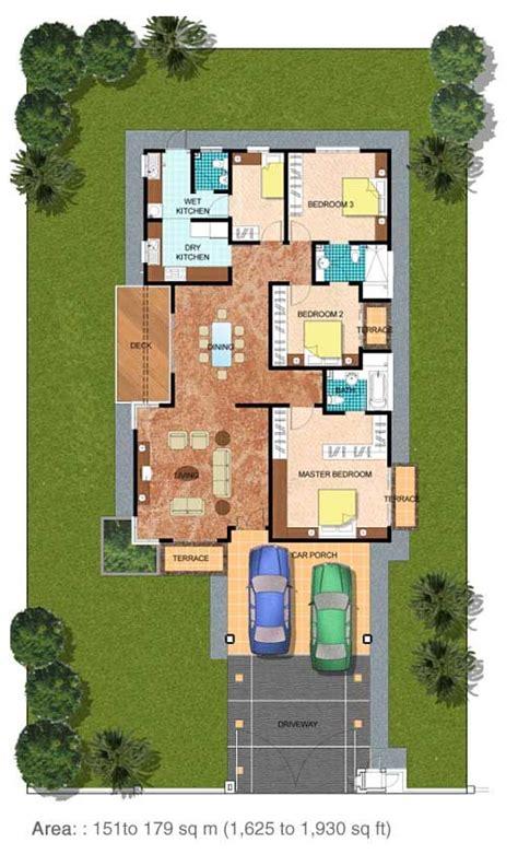 model house plan house layouts bungalow design