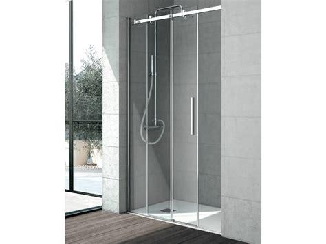 porte in cristallo per doccia flow box doccia in cristallo by gruppo geromin