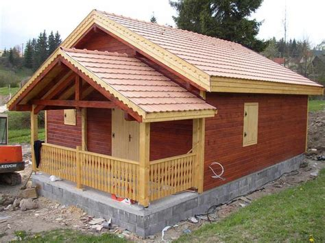 bureau marin chalet habitable en bois de 36 m marin eco bois