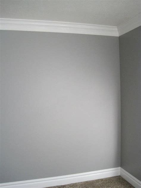 wall paint grey grey walls white moldings new colors for the dining room kitchen hall bedrooms etc