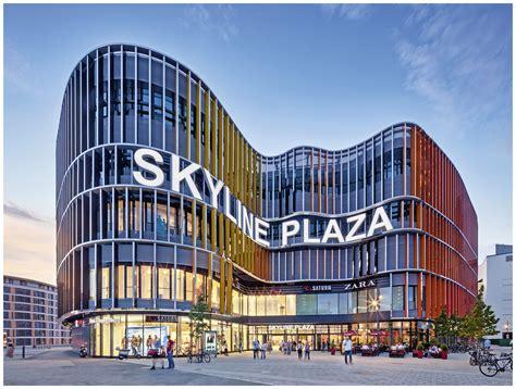 Hm Frankfurt Zeil by Skyline Plaza Frankfurt Ece