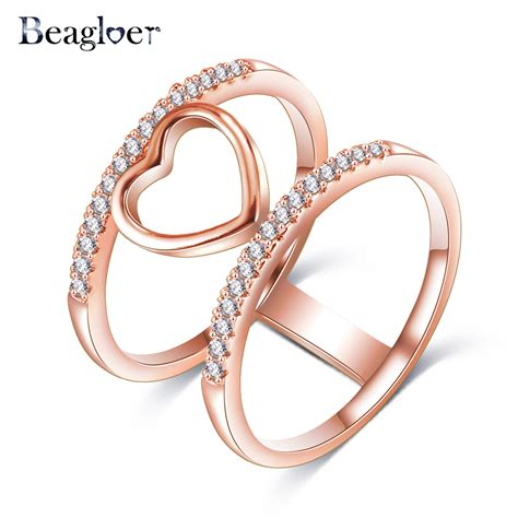 gold jewellery discount beagloer two tone connected gold silver color