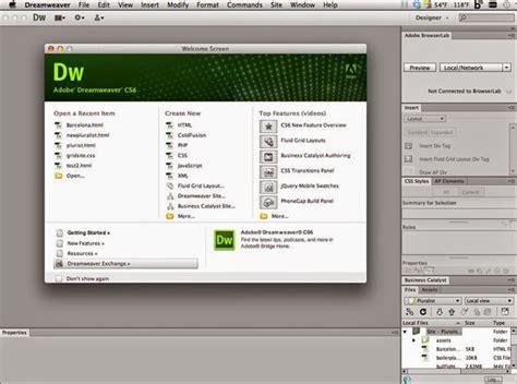 Dreamweaver Templates Torrent by Adobe Dreamweaver Cs6 With Torrent