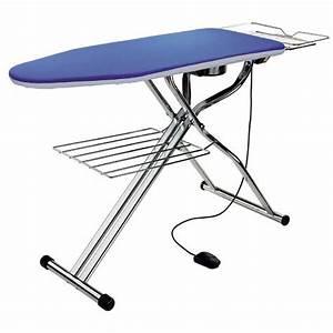 Table A Repasser Aspirante : ets stecker table repasser aspirante soufflante ~ Premium-room.com Idées de Décoration