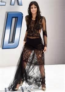 Sofia Boutella Dress