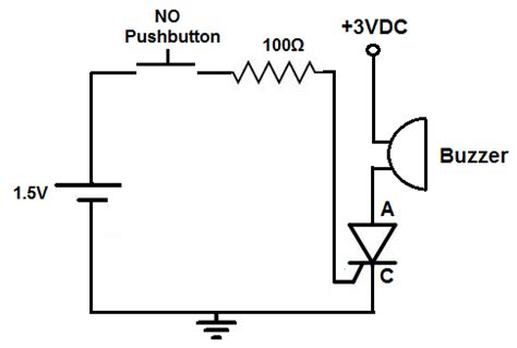 How Build Very Basic Scr Circuit