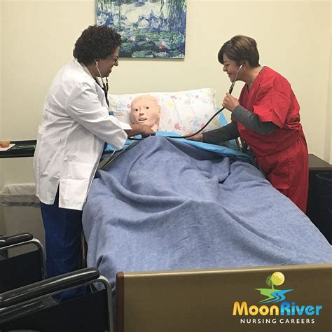 cna training march  june  moon river nursing careers