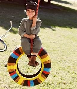 Balanoire Pour Enfants Ajouter Dans L39espace De Jeux