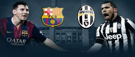 Barcelona v Juventus betting tips - 2015 Champions League ...