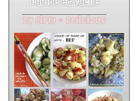 recette cuisine ete recettes de salade d 39 été et cuisine rapide
