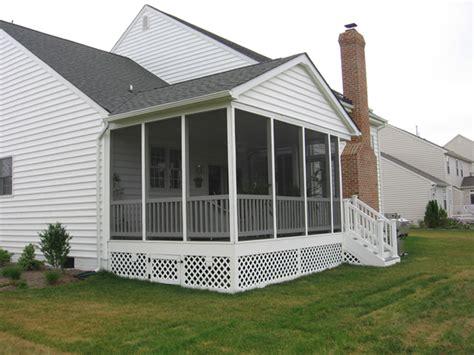 screen porches maryland washington dc va pa de