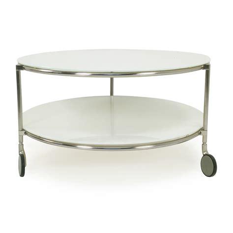 table with wheels ikea 82 off ikea string coffee table with casters tables
