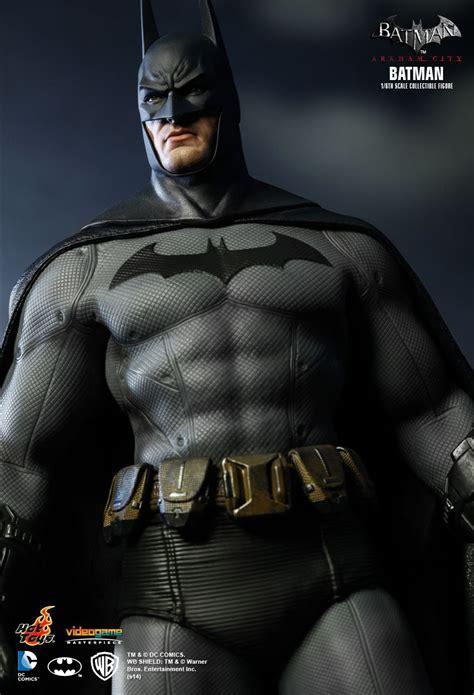 Hot Toys Arkham City Batman Fully Unveiled The Toyark News
