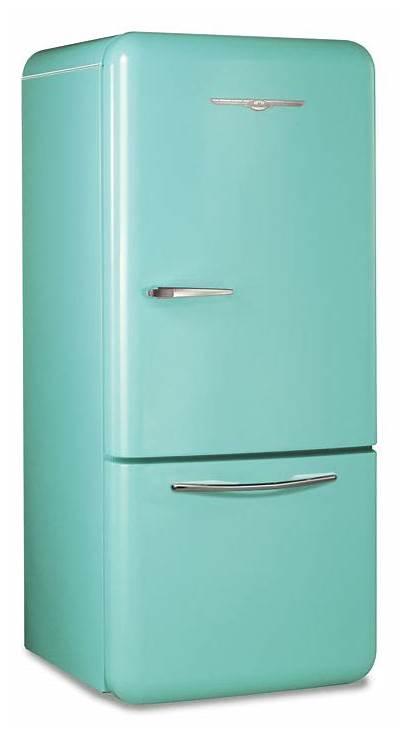 Fridge Retro Refrigerator Mini Mint Kitchen Teal